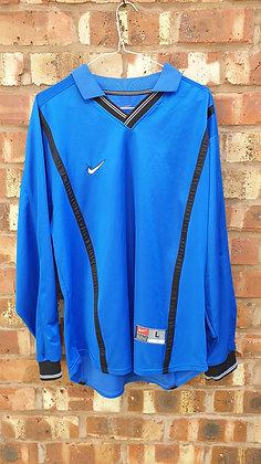 2000/01 Nike Long Sleeved Shirt