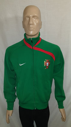 2008-2009 Portugal Track Top