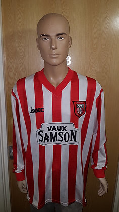 1996/97 Sunderland L/S Home Shirt