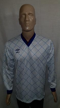 1987/88-1988/89 Umbro Long Sleeved Shirt