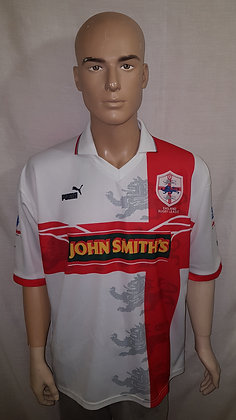 England 1995 Rugby League World Cup Shirt