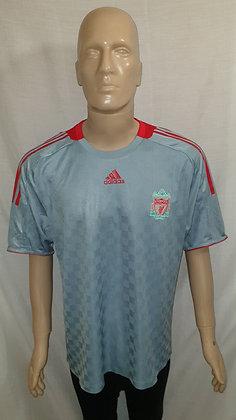 2008/09 Liverpool Away Shirt (Formotion Version)