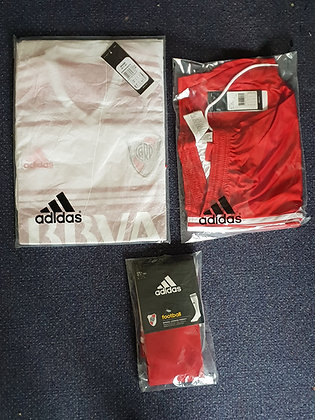 2016/17 Club Atlético River Plate Away Kit (Brand New in Bags)