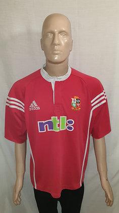 2001 British & Irish Lions Home Shirt