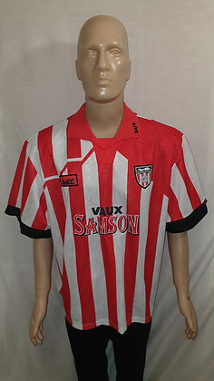 1994/95-1995/96 Sunderland Home Shirt (Signed)