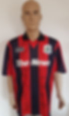 1995/96-1996/97 Portsmouth Away Shirt