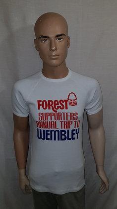 Nottingham Forest 1980 League Cup Final T-Shirt