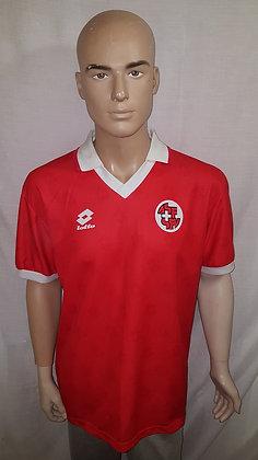 1994-1995 Switzerland Home Shirt