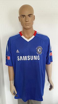 2010 Chelsea FA Cup Final Shirt