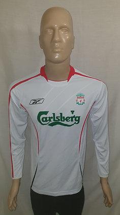 2005/06 Liverpool Long Sleeved Away Shirt