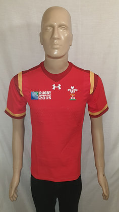 2015 Wales Rugby World Cup Home Shirt (Player Version)