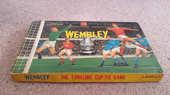 Wembley The Thrilling Cup-Tie Board Game