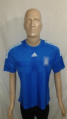 2008-2009 Greece Away Shirt (Formotion Version)