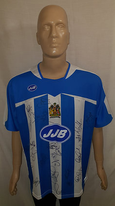 2005/06 Wigan Athletic Home Shirt (Signed and Brand New with Tags)