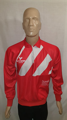 1988-1989 Denmark Training Top
