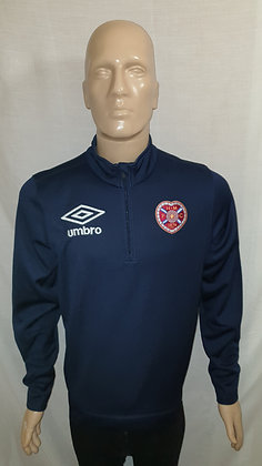 2010/11 Heart of Midlothian Warm Up Top