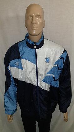 1991/92 Napoli Tracksuit Top
