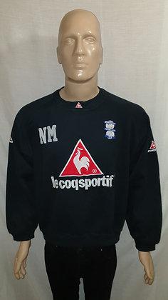 1999/00 Birmingham City Sweatshirt (Physio Worn?)