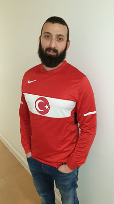 2010-2011 Turkey Home Shirt (Player Issue) BNWT