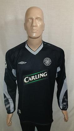 2003/04 Celtic Home Goalkeeper Shirt