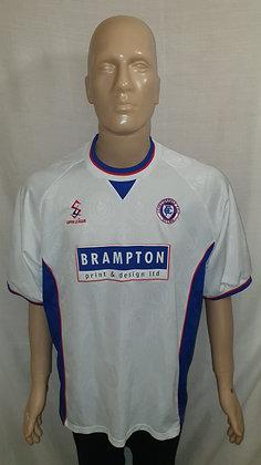 1999/00 Chesterfield Away Shirt