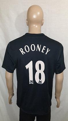 2002/03 Everton 3rd Shirt ROONEY 18