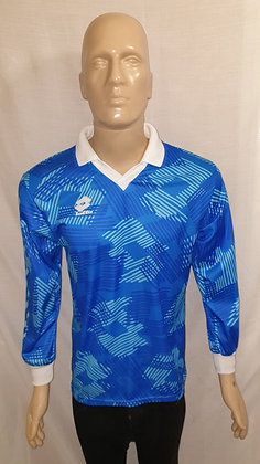 1991/92 Lotto Long Sleeved Shirt