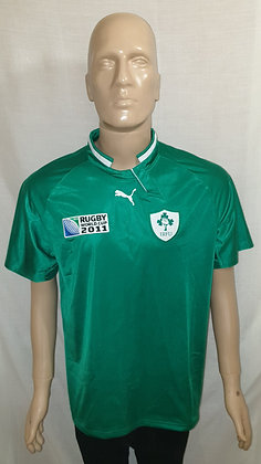 2011 Ireland Rugby World Cup Home Shirt