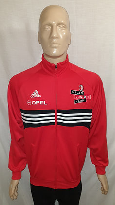 1998/99 AC Milan Junior Camp Tracksuit Top: Size 40/42
