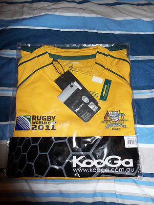 Australia 2011 Rugby World Cup Shirt (Brand New in Bag)