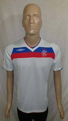 2008/09 Rangers Away Shirt (Unsponsored)