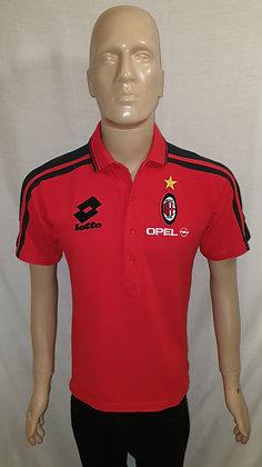 1995/96 A.C. Milan Polo Shirt