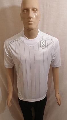 2012/13 Fulham Home Shirt (All-White Version)