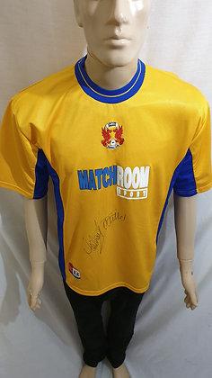 2000/01 Leyton Orient Away Shirt (Signed)