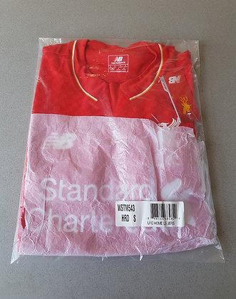 2015/16 Liverpool L/S Home Shirt: BNIB