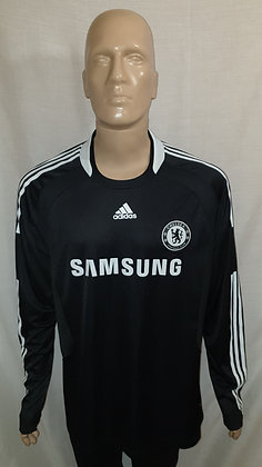 2008/09 Chelsea Long Sleeved Away Shirt (Formotion Version)