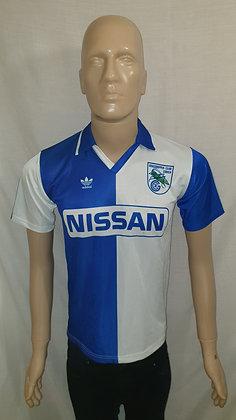 1991/92 Grasshopper-Club Zürich Home Shirt (Match Worn?)