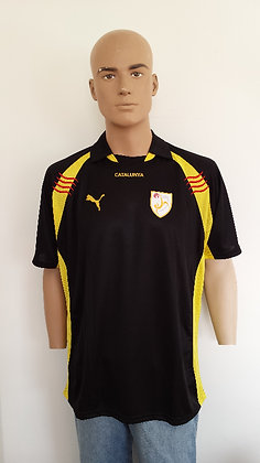 2007-2008 Catalonia Home Shirt: BNWT