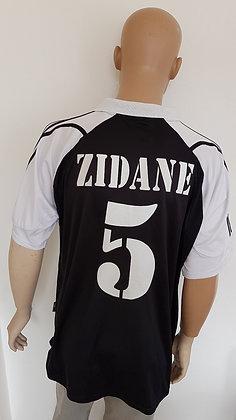 2001/02 Real Madrid Away Shirt ZIDANE 5