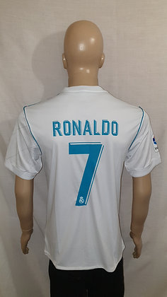2017/18 Real Madrid Home Shirt RONALDO 7 (Brand New with Tags)