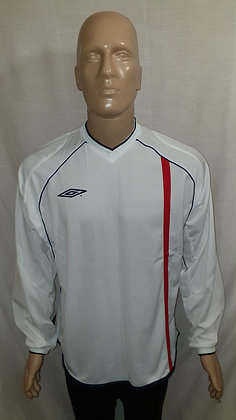 2001-2002 Umbro Long Sleeved Shirt