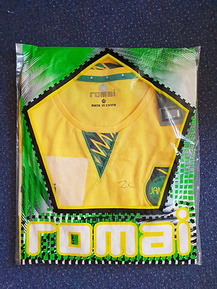 2015-2016 Jamaica Home Shirt (Brand New in Bag)