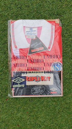 1991/92-1992/93 SSC Napoli 3rd Shirt: Size XL Mens - 112 cms (Brand New in Bag)