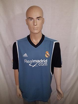 2001/02 Real Madrid 3rd Shirt