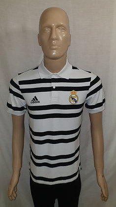 2014/15 Real Madrid Polo Shirt (Brand New with Tag)