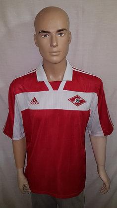 1999 FC Spartak Moskva Home Shirt