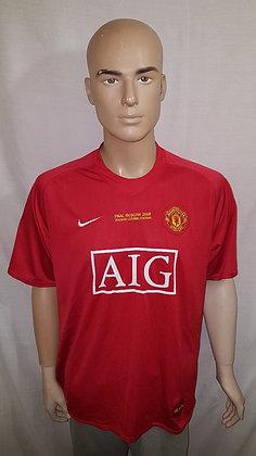 Manchester United 2008 UCL Final Shirt