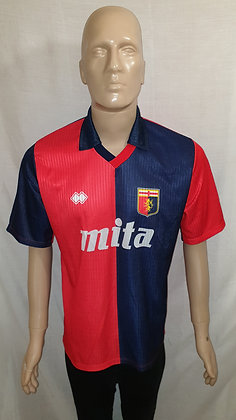1990/91 Genoa CFC Home Shirt