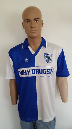 1992/93 Grasshopper-Club Zürich Home Shirt (Signed)