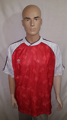 1992 Adidas/Czechoslovakia Home Shirt: Size 48/50
